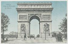 AK PARIS - L´ Arc de Triomphe de l´Etoile  (E169)