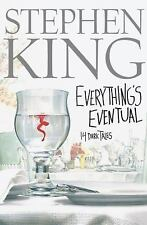 Everything's Eventual by Stephen King (2002, Hardcover)