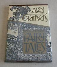 Alan Garner's Book of British Fairy Tales 1st USA Printing HC/DJ 1984 Illust.