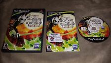 Nightmare Before Christmas Oogies Revenge - (Playstation 2) (ps2) - Complete