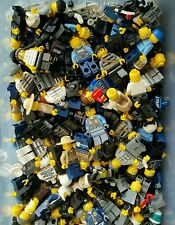 LEGO City Minifigure Lot x3 Police Cops Robbers bad guys & Accessories MINIFIGS