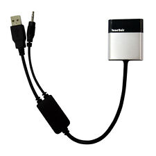 Tune2Air WMA3000B Bluetooth A2DP MP3 Music iPhone/iPod/iPad for BMW/Mini Y-Cable