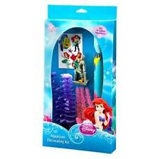 Penn Plax Little Mermaid Fish Aquarium Decorating Kit 10 Gallon LMDK1