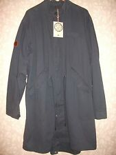 MENS PRETTY GREEN DEANSGATE PARKA NAVY XLARGE RRP £125 BNWT OASIS LIAM GALLAGHER