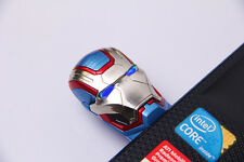 8GB IRON MAN & CAPITAN AMERICA USB 2.0 Flash Drive / Memory Stick con occhi LED