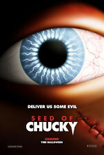 SEED OF CHUCKY (2004) ORIGINAL MOVIE POSTER ADVANCE  -  ROLLED