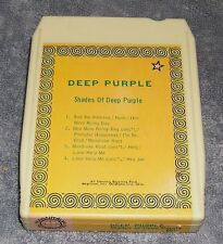 1968 PSYCH ~ DEEP PURPLE ~ SHADES OF (1st Album) ~ RARE  MAGNITRON 8 TRACK