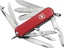 "VICTORINOX Knives Mini Champ Red 2.25"" Multi-Tool Emergency Pocket Knife VNVN5"