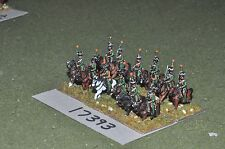 15mm napoleonic french chasseurs a cheval 12 cavalry (17393)