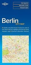 Travel Guide: Lonely Planet Berlin City Map by Lonely Planet Publications...