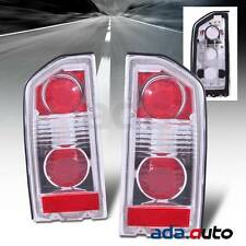 1988-1998 Suzuki Vitara/Sidekick/Geo Tracker 2/4Dr [Altezza Red] Tail Lights Set