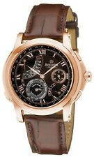 Accurist GMT326 Men's Greenwich Masters Minute Repeater Watch RRP £425.00
