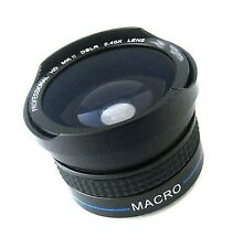 Fisheye Lens for JVC GZ-HM1SUS GZ-HM1US GZ-HM400 GZ-HM400EK GZ-HM400U