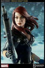 Sideshow Exclusive BLACK WIDOW Premium Format Statue #301/500 Marvel Avengers