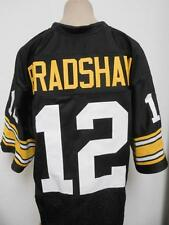 Terry Bradshaw unsigned custom sewn jersey Pittsburgh Steelers adult 2xl