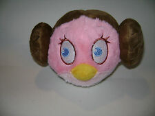 ANGRY BIRDS STAR WARS 2012 RAVIO ENTERTAINMENT PLUSH STUFFED TOY PRINCESS LEIA