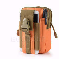 Outdoor Military Tactical Waist Bag Pack Wallet Purse Sleeve Pouch Phone Case NE