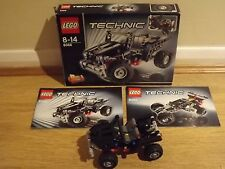 LEGO TECHNIC 8066 OFF ROADER - 100% COMPLETE - EX CON