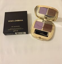 Dolce & Gabbana The Eyeshadow Smooth Eye Colour Duo 106-Mystery New Boxed