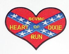 Dixie Iron Sew Embroidered Patch Badge Fancy Patches Badges Fabric Logo #93