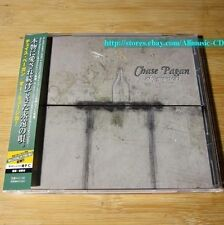 Chase Pagan - Oh, Musica JAPAN CD Mint W/OBI #17-4