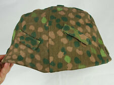 WWII GERMAN DOT 44 CAMO M35 HELMET COVER -33105
