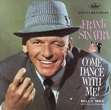 Sinatra, Frank Come Dance With Me CD