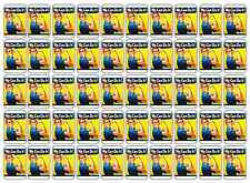 """50 Rosie the Riveter Envelope Seals / Labels / Stickers, 1"""" by 1.5"""""""