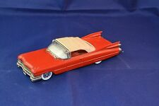 1/43 1959 CADILLAC COUPE DeVILLE CONVERTIBLE TOP UP - MAE - HANDMADE IN CANADA