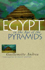 Good, Egypt in the Age of Pyramids, by David Lorton, Translated, Andreu, Guillem