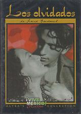 DVD Los Olvidados NEW Luis Bunuel Alter's Collection SUBTITLES* FAST SHIPPING !