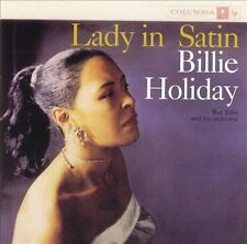 Lady in Satin by Billie Holiday (CD, Sep-1997, BMG (distributor))