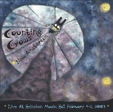 New Amsterdam: Live at Heineken Music Hall February 2003 by Counting Crows NEW