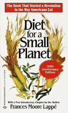 Diet for a Small Planet (20th Anniversary Edition), Frances Moore Lappe, Accepta