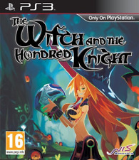 PS3-The Witch and the Hundred Knight /PS3  GAME NUOVO