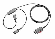 New Plantronics Headset Training Y Adapter Cable Lead - 27019-01