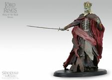 LOTR LORD OF THE RINGS SIDESHOW WETA KING DEAD RESIN LIMITED ED. 6500 PZ FIGURE