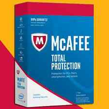 mcafee livesafe internet security 2017 total protection 1 user pc anti virus new