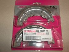 NOS OEM Yamaha Front Brake Shoes Pads YZ 100 125 250 360 400 425 IT MX TT 500