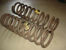 1966 1967 66 67 NOS CHEVELLE BIG BLOCK HD HEAVY DUTY FRONT COIL SPRINGS 3850967