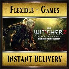 The witcher 2: assassins of kings enhanced-steam gift pc key-livraison rapide