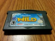 * Walt Disney Pictures Presents The Wild (Nintendo Game Boy Advance GBA, 2006) *