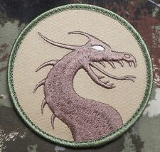 DRAGON HEAD TACTICAL USA ARMY COMBAT MULTICAM VELCRO® BRAND FASTENER PATCH
