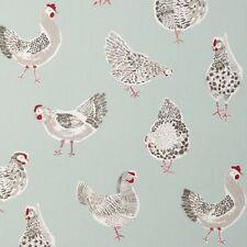 Clarke Et Clarke Duckegg COQ DESIGN Rideau Upholstery craft tissu