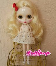 Factory Type Neo Blythe  Blonde Hair - with Outfit OR Stand  US SELLER