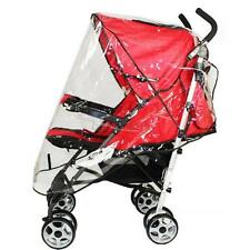 Universal Waterproof Rain Cover Wind Shield For Baby Strollers Pushchairs Buggys