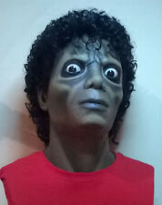 1:1 Lifesize Michael Jackson Bust Zombie Thriller cast Statue Prop NOT Hot Toys