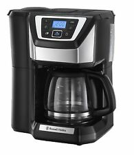 New Russell Hobbs 22000 Chester Grind And Brew Bean Grinder Coffee Machine Maker