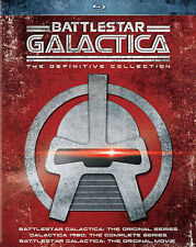 Battlestar Galactica The Definitive Collection Blue-Ray new