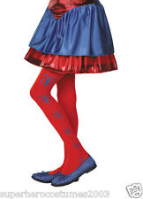 The Amazing Spider-Man Spider-Girl Pantyhose Child Costume Stockings 39604